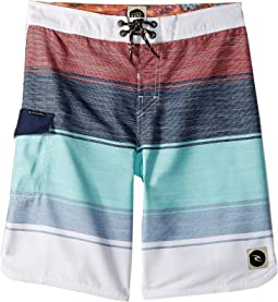Rip Curl Kids - All Time Boardshorts (Big Kids)