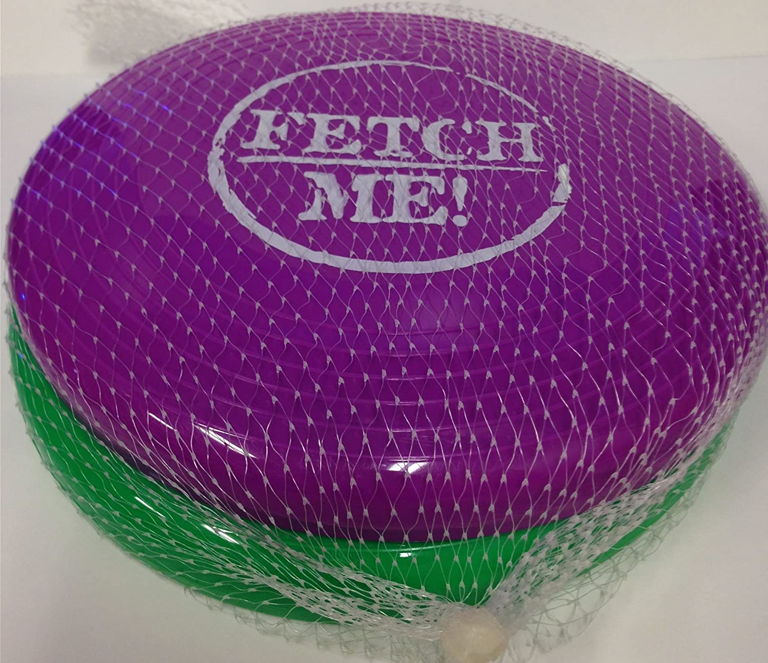 Doggy Discs (Set of 2), Purple and Green