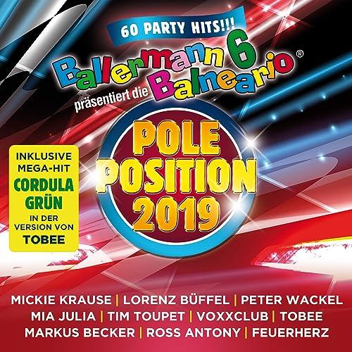Ballermann 6 Balneario präsentiert die Pole Position 2019