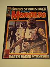 Famous Monsters Issue 165 the Empire Strikes Back