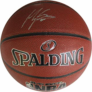 Myles Turner,Indiana Pacers,Texas Longhorns, Signed, Autographed, NBA Basketball, a COA and the Proof Photo of the Myles Signing Will Be Included