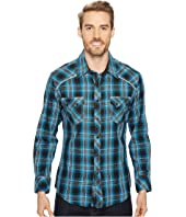 Rock and Roll Cowboy - Long Sleeve Snap B2S4101