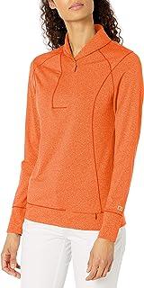 Cutter & Buck Women's CB Drytec Shoreline Half-Zip Pullover