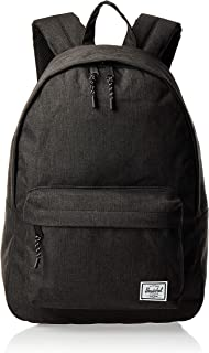 Herschel Classic Unisex Backpack, Black Crosshatch 10500-02090-OS