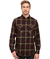 Woolrich - Hikers Trail Flannel Shirt Modern Fit