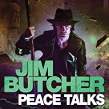 Peace Talks: The Dresden Files, Book 16