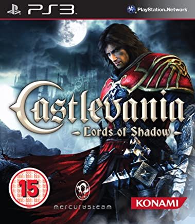 Usado: Jogo Castlevania Lords Of Shadow - PS3 -