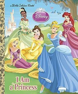 I Am a Princess (Little Golden Books)