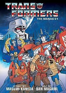 Transformers: The Manga, Vol. 1 (Volume 1)