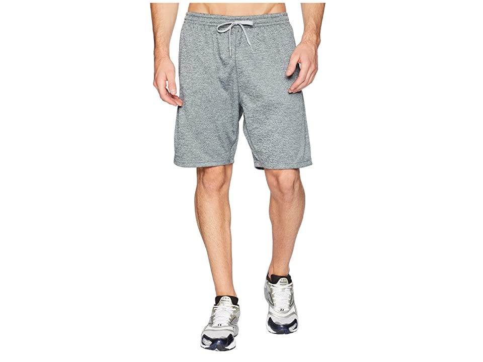 Reebok Double Knit Training Shorts (Alloy) Men