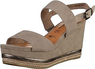 Y 2idhwe9 Estamaris Zapatos Mujer Amazon Sandalias Chanclas Para qpSUzVMG