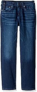 True Religion Boys' Geno Relaxed Slim Jean