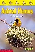 Animal homes (Super-science readers)