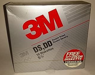 3m Ds-dd 10 Diskettes 5 1/4