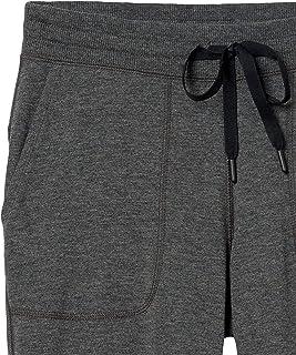 Amazon Essentials Studio Terry - Pantalón pirata para mujer