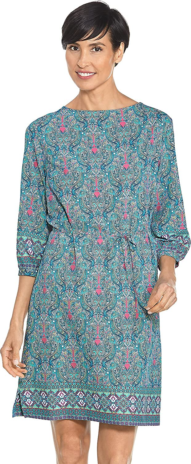 Coolibar UPF 50+ Women's Garden Party Dress  Sun Predective