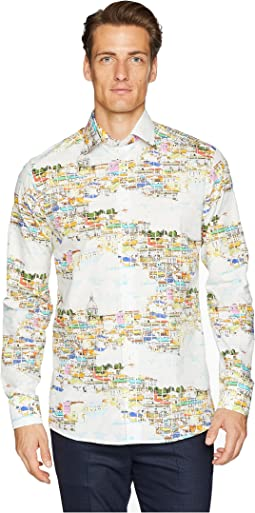 Slim Fit Wear the View Shirt