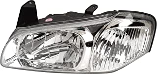 Nissan MAXIMA 9/HeadLight Assembly WItHOUt 20 ANNIVERSARY EDItION LEFt HAND