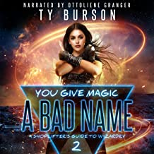 You Give Magic a Bad Name: A Shoplifter's Guide to Wizardry, Book 2