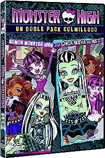 Monster High: Chica Nueva En El Insti + Somos Monster High [DVD]