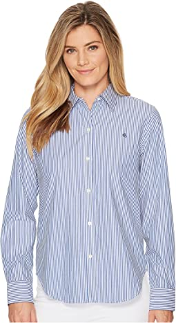 LAUREN Ralph Lauren - Striped Cotton Shirt