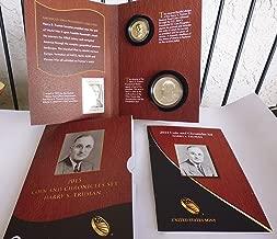 2015 Coin & Chronicles Set Harry S. Truman