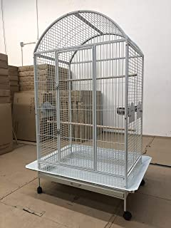 Everila PCDT36 Large Bird Cage Parrot Cages Dometop 36