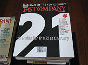 Fast Compant Magazine (21 Rules for the 21st Century , State of the New Economy, September 1999)