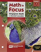 Math in Focus: Singapore Math Extra Practice Book Grade 6