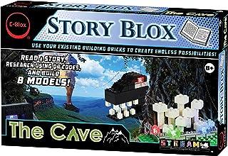 E-Blox Stories - the Cave Building Set