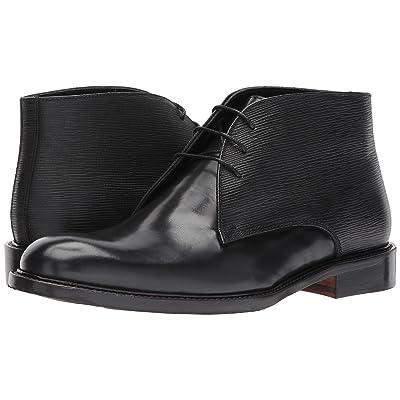 BUGATCHI Milano Boot (Nero 1) Men