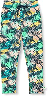 Fred'S World By Green Cotton Palm Pants Short Fille