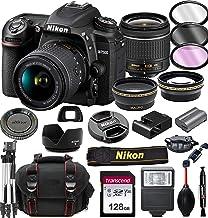 $1149 » Nikon D7500 DSLR Camera with 18-55mm VR Lens + 128GB Card, Tripod, Flash, ALS Variety Lens Cloth, and More
