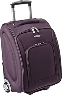 Travelon 18 Inch Wheeled Underseat Bag, Purple, One Size