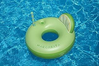 Swimline Margarita Ring Pool Inflatable Ride-On, Green