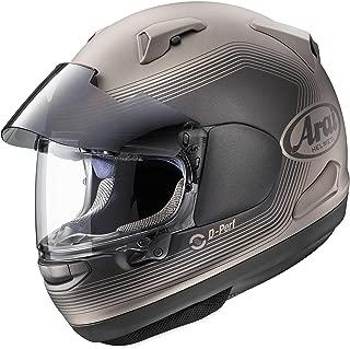 Arai Shade Adult Quantum-X Street Motorcycle Helmet - Sand/Large
