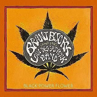 Black Power Flower