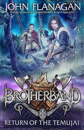 Brotherband 8: Return of the Temujai