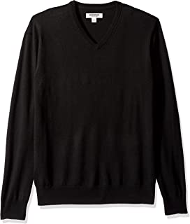 Men's Standard Merino Wool V-Neck Sweater