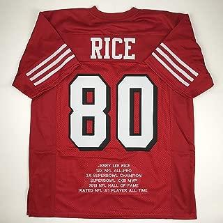 jerry rice alternate jersey