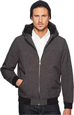 Levi's® - Hooded Bomber with Sherpa Lining