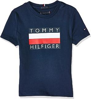Tommy Hilfiger Boy's Essential Short Sleeve T-Shirt