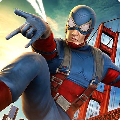 Real Brave Champ Survival In Criminal Crime Case Revolution: Spider Super Hero fighting With Deadly Vegas gangster In Criminal Justice Game 2018