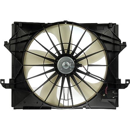 Dorman 621-410 Engine Cooling Fan Assembly for Select Dodge/Ram Models