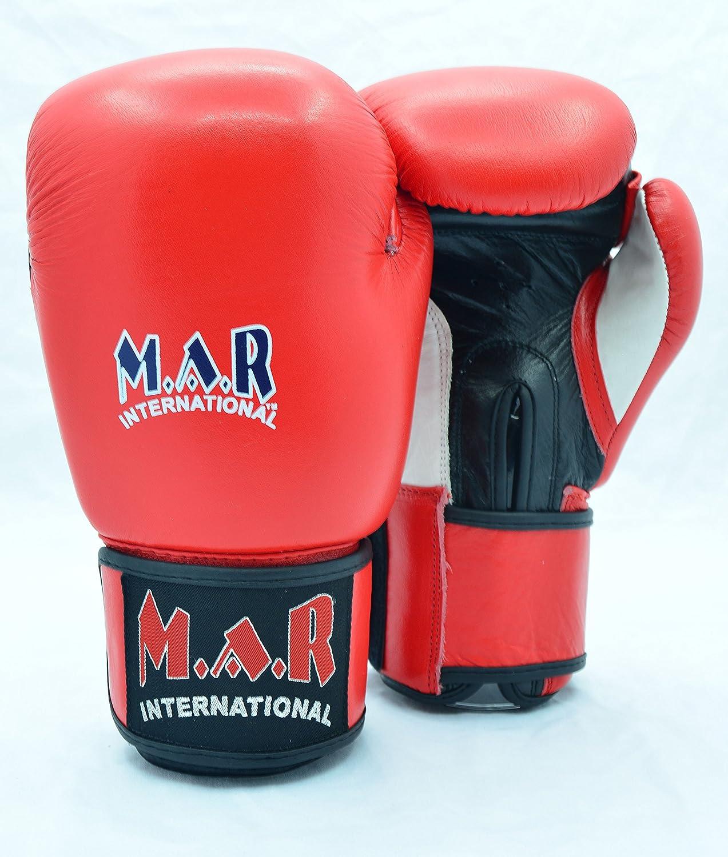 M.A.R International Ltd. MAR Fighting & Club Club Club Einsatz Handschuhe (ncat-105) rot Boxsack (284G) B001JB0S92  Zuverlässige Qualität a8ca91