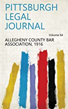 Best allegheny county legal journal Reviews