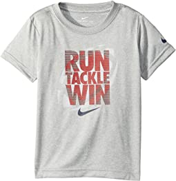 Nike Kids - Run Tackle Win Dri-FIT Tee (Toddler)