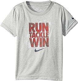 Nike Kids - Run Tackle Win Dri-FIT Tee (Toddler)