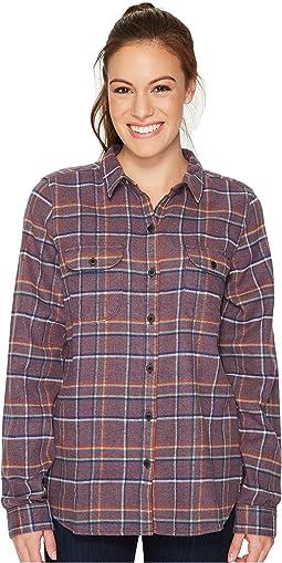 Woolrich - Eco Rich Twisted Rich Flannel