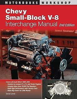 Chevy Small-Block V-8 Interchange Manual: 2nd Edition (Motorbooks Workshop)